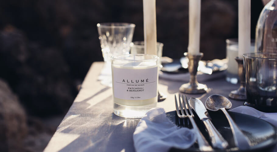 Romantic Scented Candles To Light Up Valentines Day